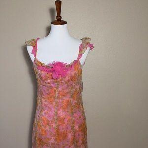 Nanette Lepore Dresses & Skirts - {Nanette Lepore} NWT Vintage Watercolor Dress