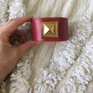 CC Skye Jewelry - // CC Skye Gold Stud Bracelet //