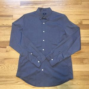 J. Crew Other - Like New Men's Blue J.Crew Slim Fit Button Down