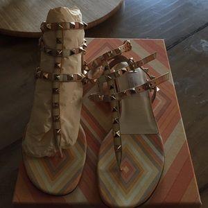 Valentino sandals brand new