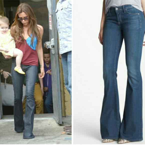 424a328b583 Hudson Jeans Jeans | Hudson Mia Flare Leg Midrise 28 Tall | Poshmark
