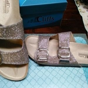 692049bb795e Birkenstock Shoes - CLIFFS BY WHITE MOUNTAIN BIRKENSTOCK SANDALS