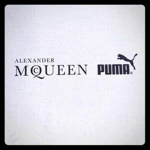 Alexander McQueen Other - Alexander McQueen x Puma Sneakers
