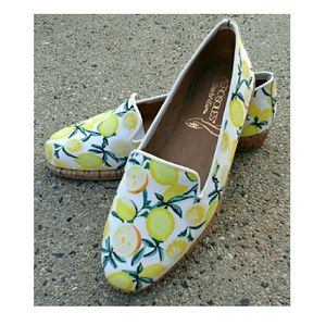 Shoes - Lemon Loafers