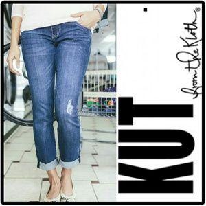 Kut from the Kloth Denim - New! Kut from the Kloth Catherine Boyfriend Jeans