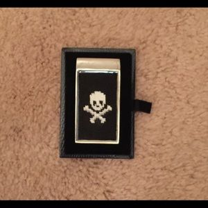 Smathers & Branson Other - Skull money clip by Smathers & Branson