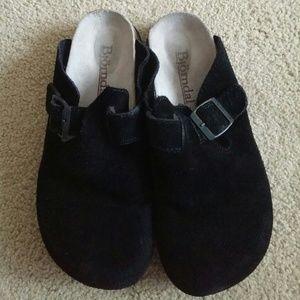 Bjorn Borg Shoes - EUC Bjorndal black like birkenstock sandals!