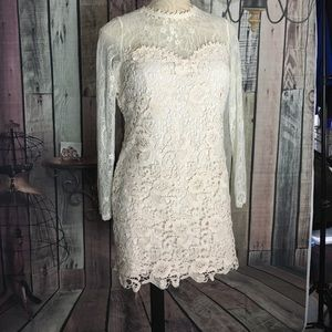 Romeo & Juliet Couture Dresses & Skirts - R+J Couture Lace Wedding Simple Dress