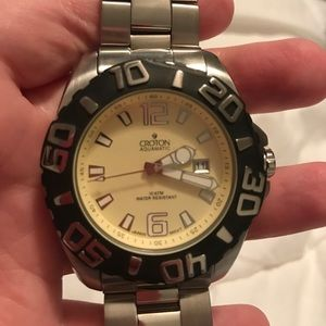 Croton Other - CROTON CA301192 AQUAMATIC WATCH