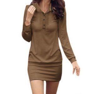Allegra K Dresses & Skirts - Shirt Dress