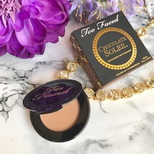 Too Faced Other - 🆕 Too Faced 💝Chocolate Soleil Bronzer. Med/Deep