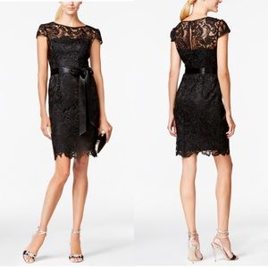 Adrianna Papell Dresses & Skirts - Adrianna Papell Lace Dress-Offers Welcome🌷