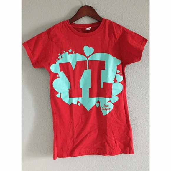 Red and Turquoise Young Life