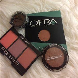 4 piece makeup set