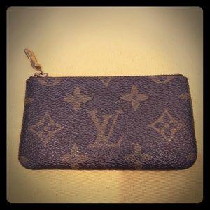 Louis Vuitton Handbags - Final price- Louis Vuitton Key Cles Vintage