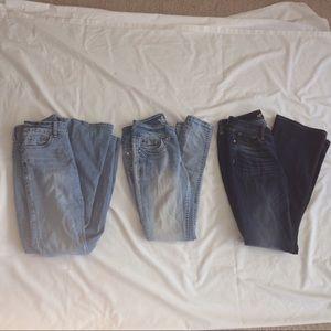 Denim - Jean bundle