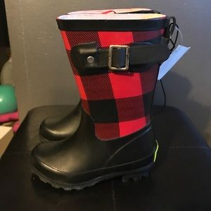 Western Chief Other - Plaid Rain Boots