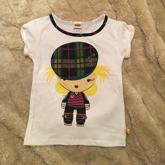 8585fc20d7ea Harajuku Mini for Target Shirts & Tops | New Girls Tshirt 45 Xs ...