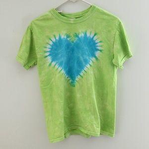 Vintage Tops - Tie dye t-shirt