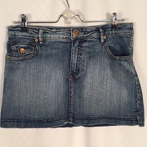 Pepe Jeans Dresses & Skirts - Pepe Jeans London Mini Skirt Size 30
