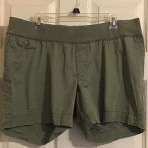 Pants - Wide elastic band Shorts