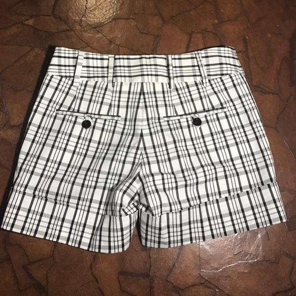 76 off zara pants zara basic black and white plaid golf shorts from tiffany 39 s closet on poshmark. Black Bedroom Furniture Sets. Home Design Ideas