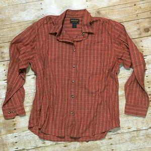 Woolrich Tops - Women's Woolrich vintage orange flannel
