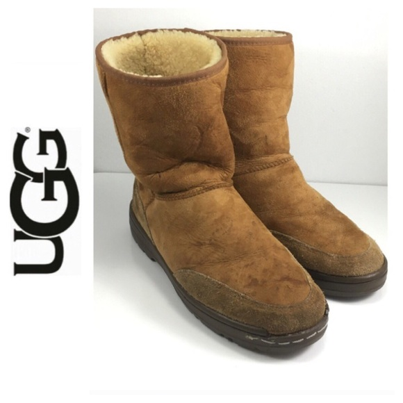 lowest price e9c4d e9d06 💸Men's Ugg Ultra Short leather boot in size 11M