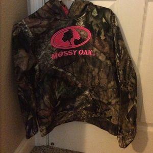 Camo Other - Mossy Oak Sweatshirt