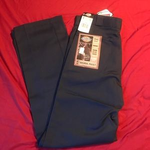 Dickies Other - Dickies work pants navy blue 30 x 32 NWT classic