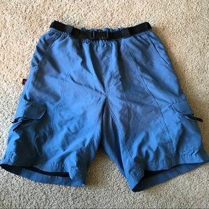 Hoss Other - Men's Hoss padded biking shorts