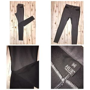 HUE Pants - 👖👖Hue Denim Leggings Sz M gray/black👖👖