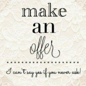 Dresses & Skirts - Reasonable offers please!