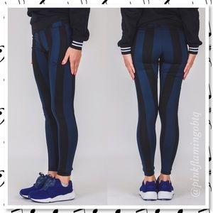 Puma Pants - NWT Puma x Vashtie Athletic Striped Legging