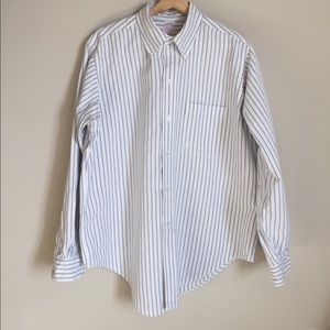 Brooks Brothers Other - Brooks Brothers Button Down Striped Dress Shirt