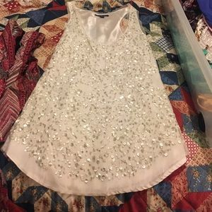 American Eagle Outfitters Tops - American Eagle Sequins Tank