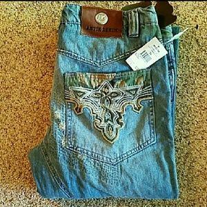 Antik Denim Other - Antik jeans, sizes 34 & 38, McQueen fit NWT