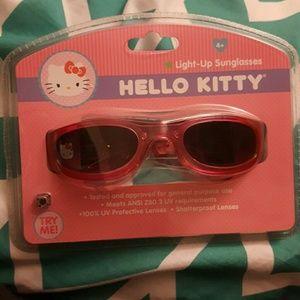 Other - hello kitty light up sunglasses