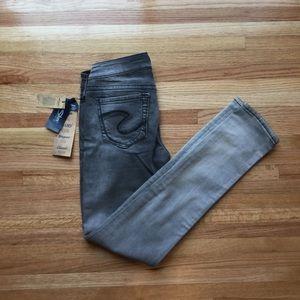 Silver Jeans Denim - Silver jeans size 26