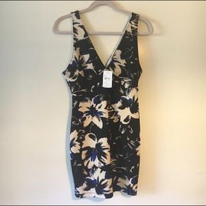 NWT Lush Fitted Dress Medium