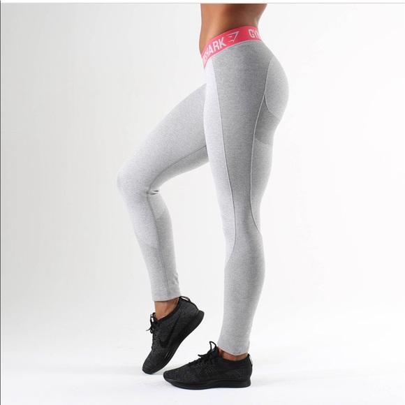 41b1e3efac Gymshark Flex Legging - Sherbert Pink NWT