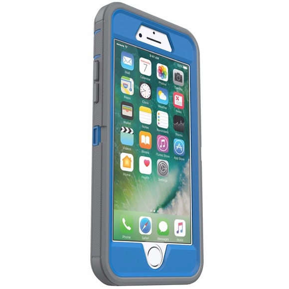 Blue Otterbox For Iphone