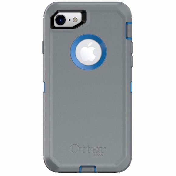 Blue Iphone  Otterbox