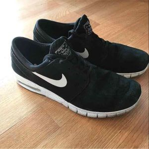 Nike Other - Nike stefan janoski max leather size men's 10