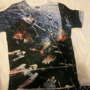 Star Wars Other - NWOT Official Star Wars Graphic TShirt Sz L