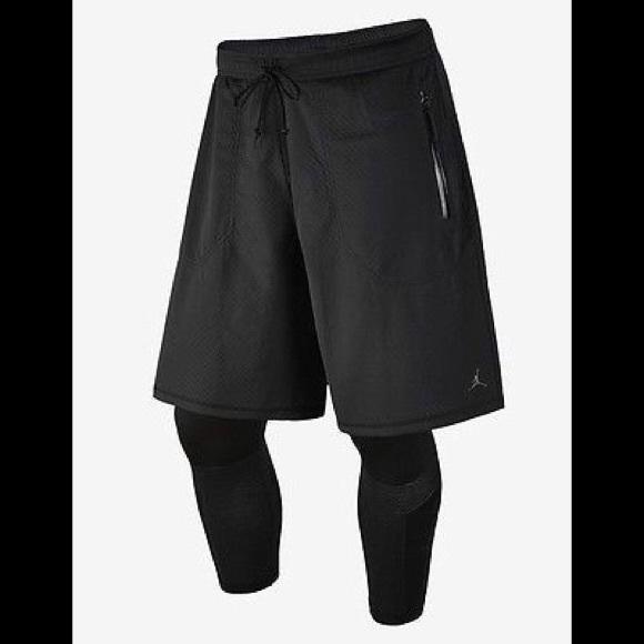 66ce07bb6eda87 Nike Air Jordan X PSNY Public School Short Legging