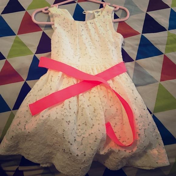 OshKosh B'gosh Other - Osh Kosh Cotton Fluffy Dress