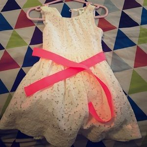 OshKosh B'gosh Dresses - Osh Kosh Cotton Fluffy Dress