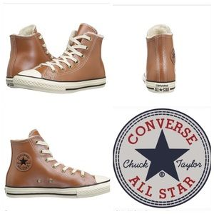 f2c1103bb32857 ... 🆕Converse Chuck Taylor All Star Leather High-Top ...