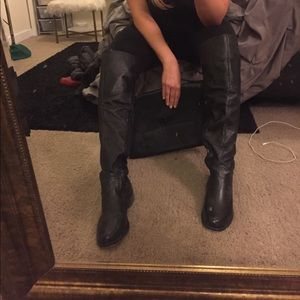 Bakers Shoes - over knee boots (FREE boots with this purchase)